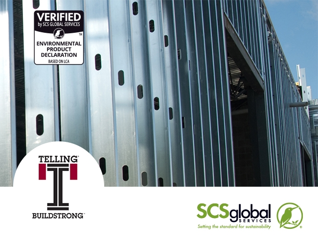 TELLING INDUSTRIES, LLC Announces: Environmental and Sustainability Verification (EPD)