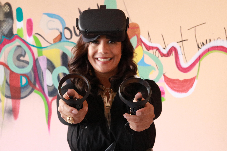 Virtual and 3D Art: Amrita innovating digital art