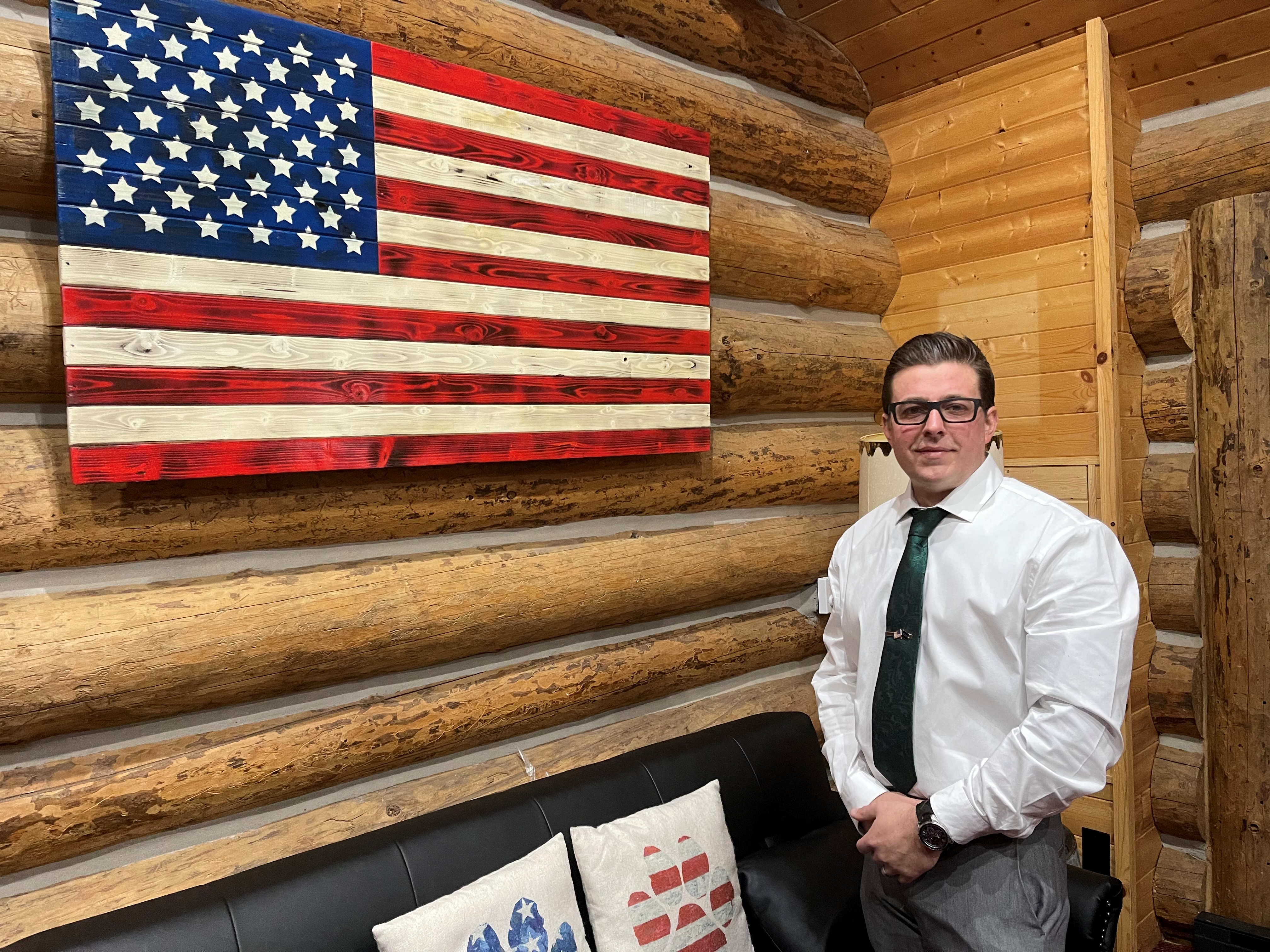 Chris Jutt, Minuteman Press International Regional Vice President, Pacific Northwest.