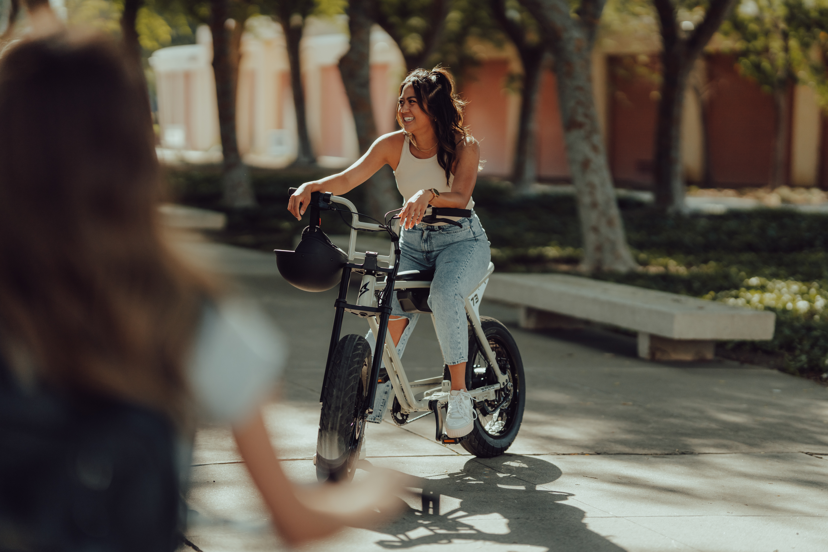 SUPER73-RX ideal for work commuters, weekend adventurers, urban exploration and even new parents thanks to longer seat and larger frame
