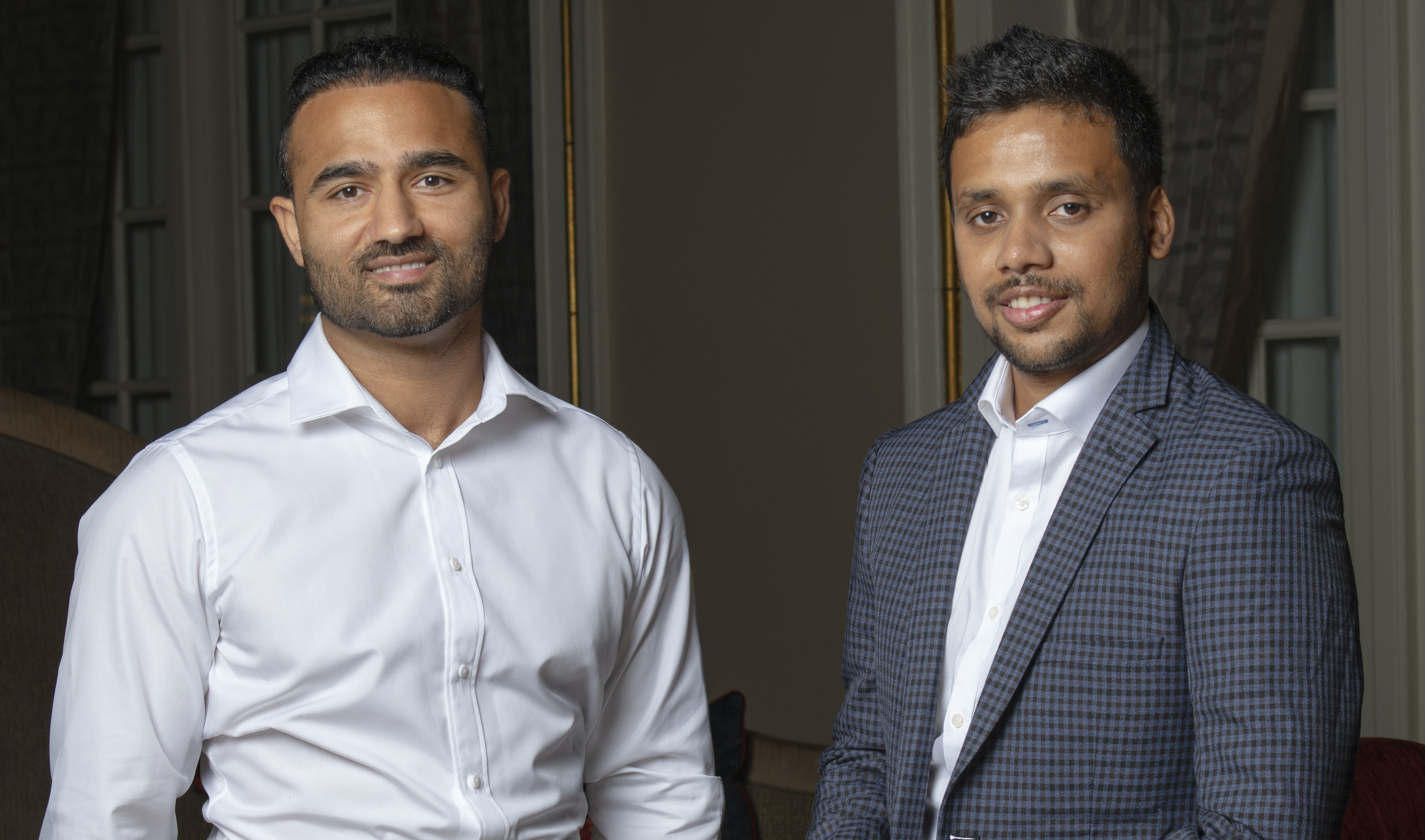 Game changers: BLKBOX founders Athar Zia and Jay Shah