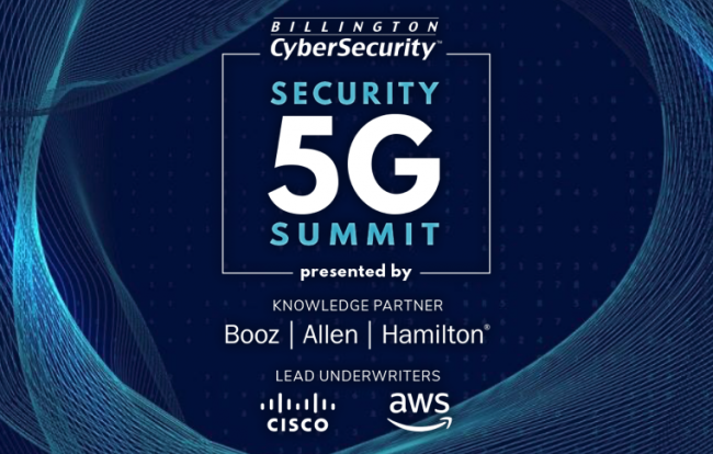 Booz Allen leaders Cedric Sims, Chris Christou and Kelly Rozumalski joined industry experts for the Billington 5G Security Summit to discuss the power of 5G and how the technology can be used by federal agencies.
