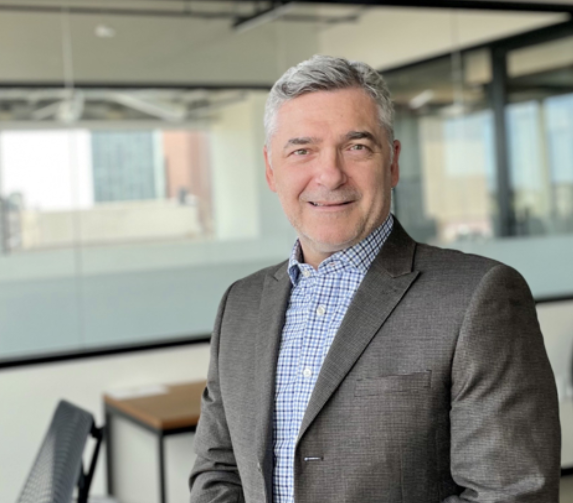 Joe Cusick, Soben North America CEO