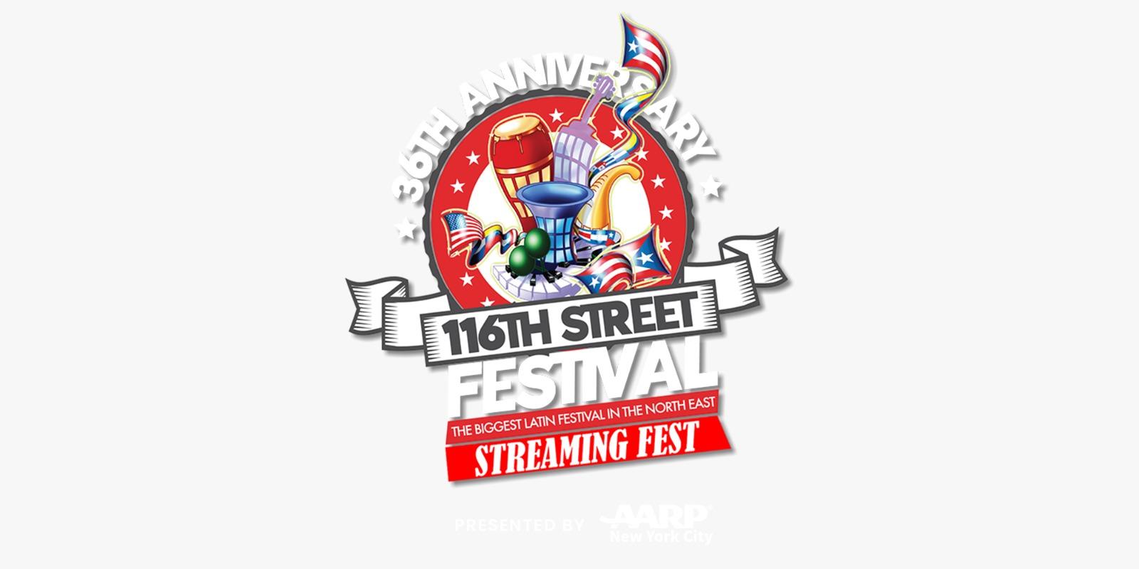 116th Street Virtual Festival