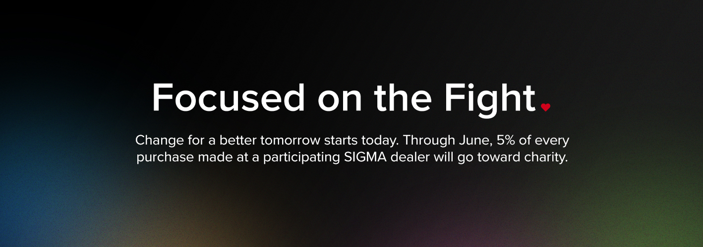 SIGMA America Announces Focused on the Fight 2021 Charitable Giving Campaign