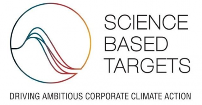 Science-based Targets initiative logo
