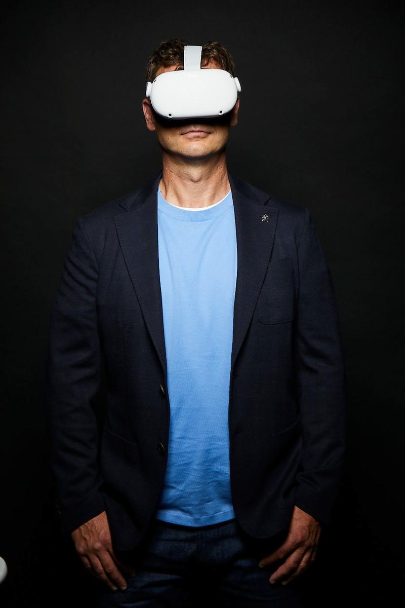 Darren Coomer, Tech Angel Credersi Co Founder