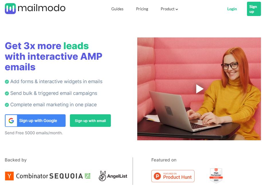 Interactive email: Mailmodo is creating an app-like user experience inside an email