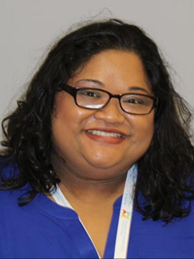 Bernadette Liasos, Global Program Manager for Inclusive Communities at Cisco