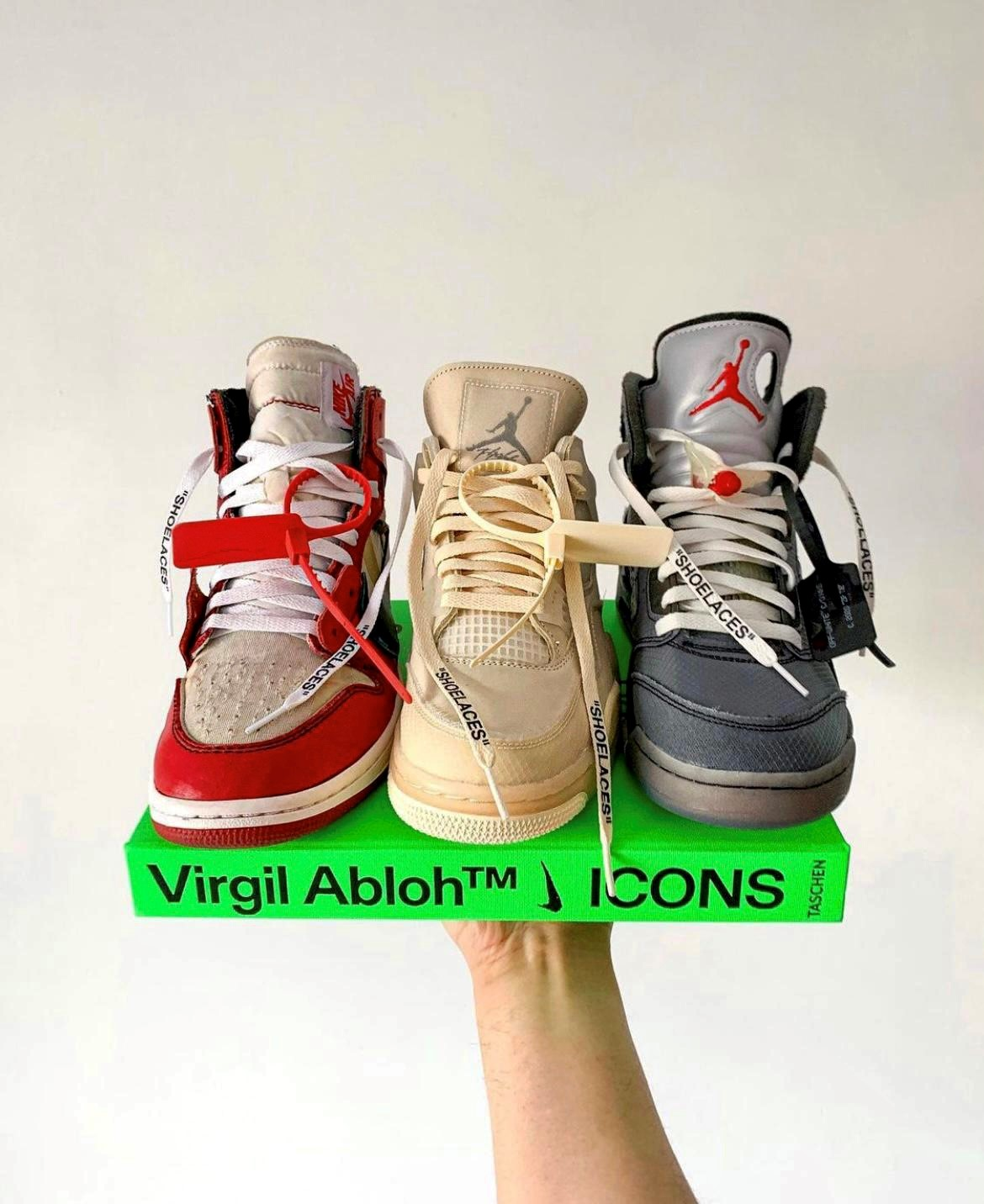 Influential: Carl Kho (instagram: carlkho) showcases sneakers