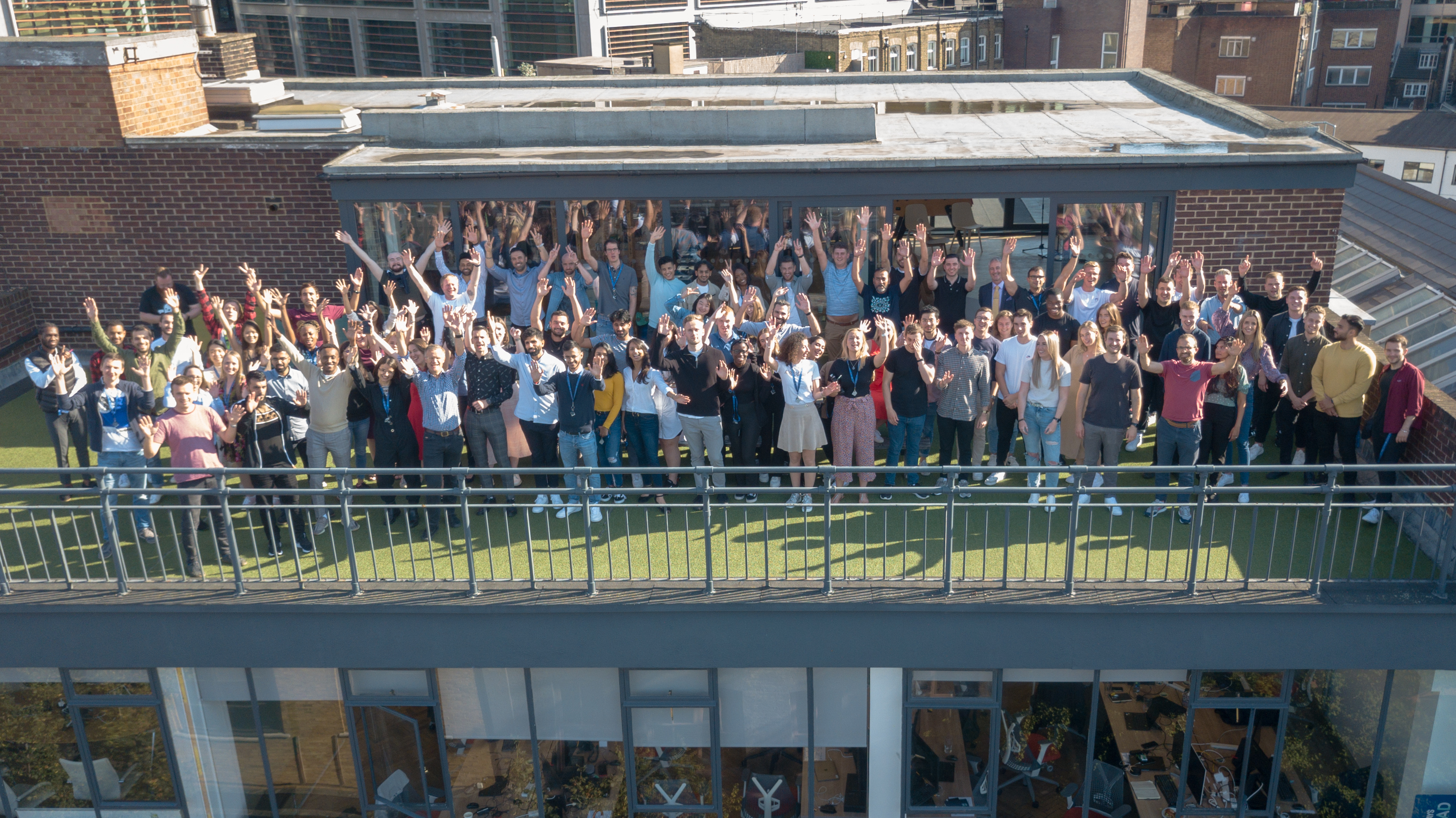 All hands on deck to support UK businesses: MarketFinance team