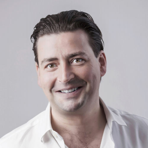 Fresh approach: Martin Macmillan, CEO and Founder of Pollen VC