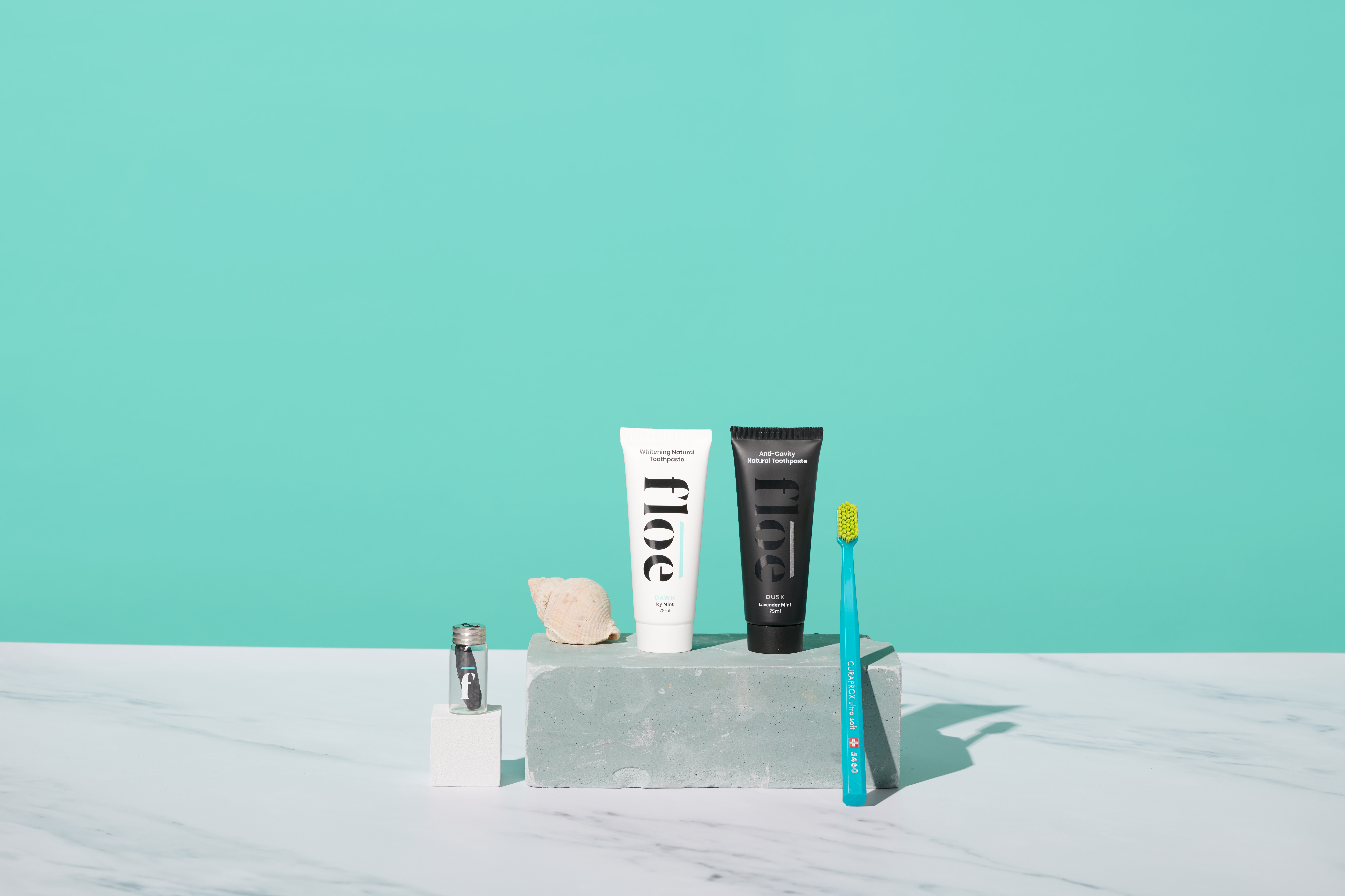 Floe Oral Care is an online subscription service on a mission to address the UK's dental care timebomb by building a preventative routine for consumers and providing vital insights into undetected gum disease.