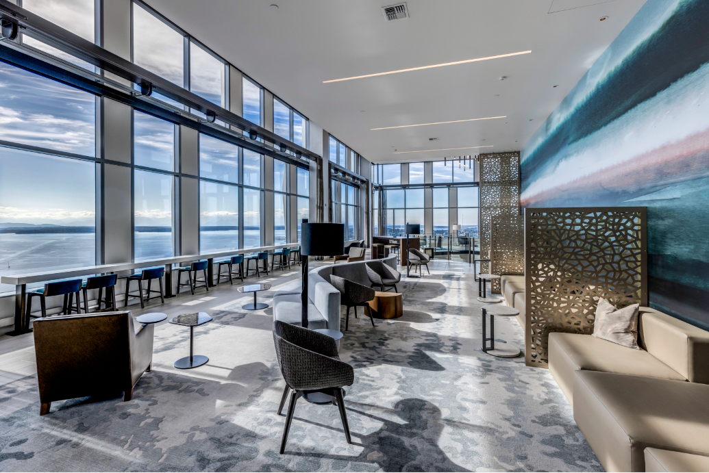 40th Floor Business Lounge