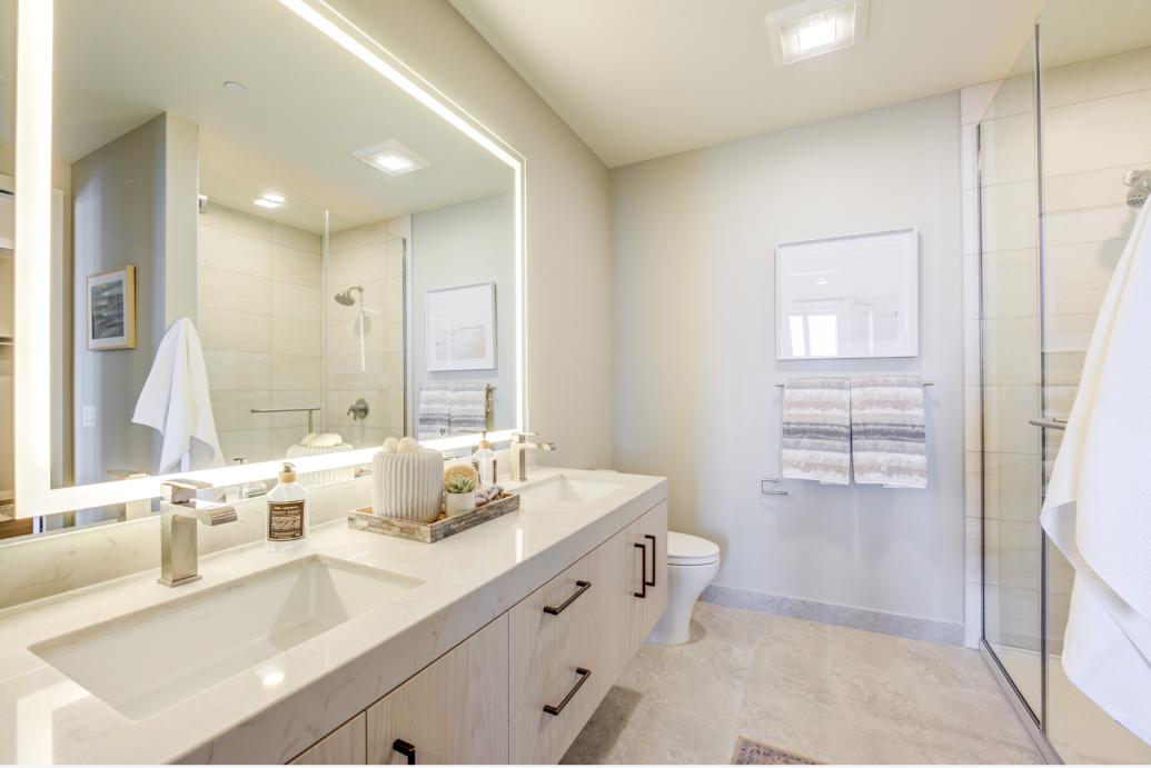 1-Bedroom Master Bath