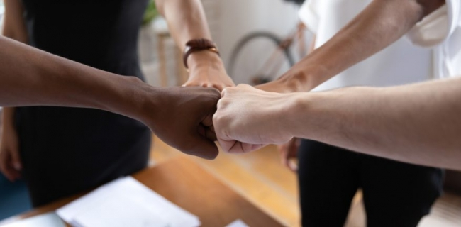 In May, HP Inc. announced a series of goals intended to drive a more diverse, equitable and inclusive technology industry. This included a pledge to achieve gender parity in leadership by 2030. Shutterstock