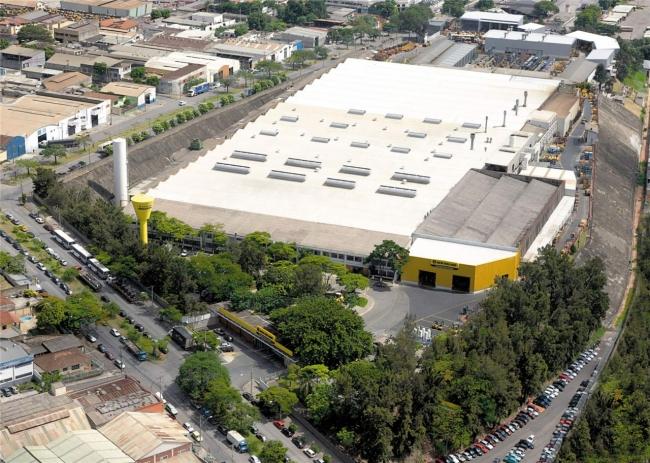 Manufacturing site in Contagem, Brazil
