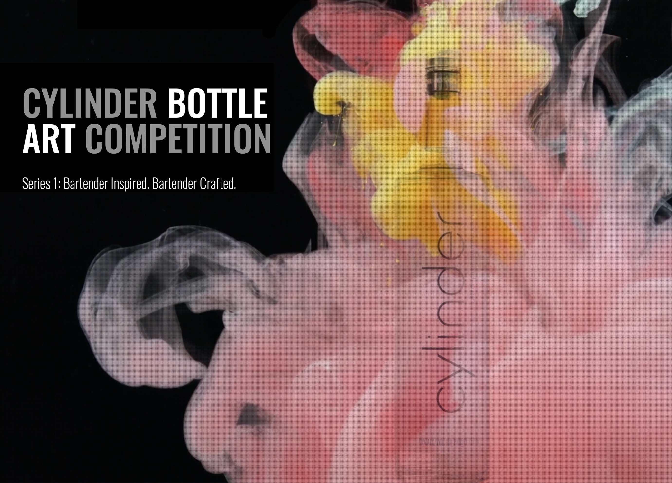 Cylinder® Vodka is taking artwork submissions for a limited-edition Cylinder 2021 bottle. To enter, visit Cylinder Bottle Art Competition submission page (https://www.cylindervodka.com/art) through April 15, 2021.